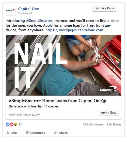capital one matthew beck copywriter associate creative director